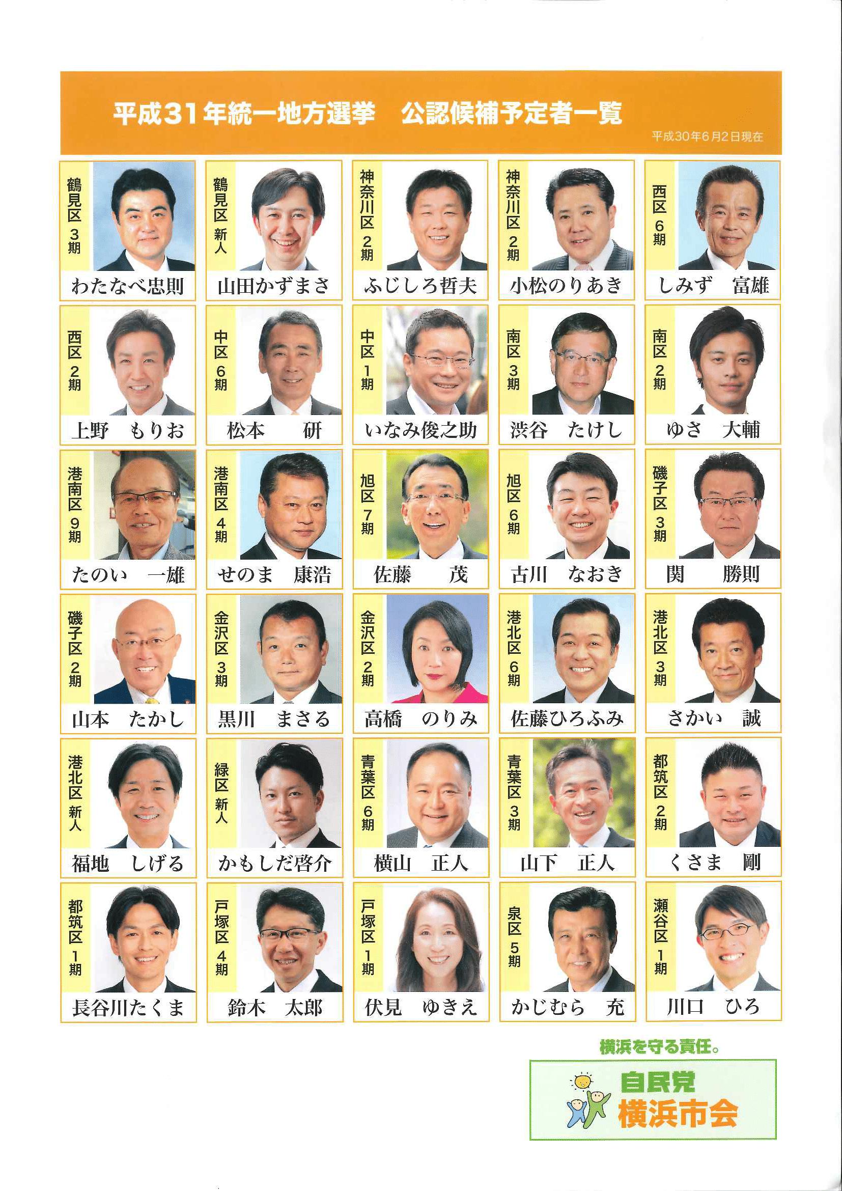 神奈川 県 参議院 選挙 2019 候補 者