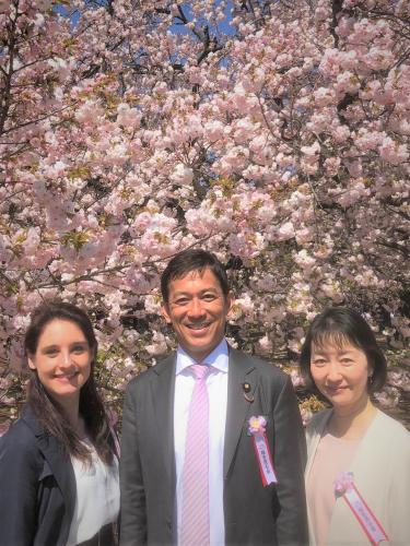 桜を観る会LLL