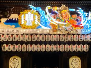 寒川神社ねぶた