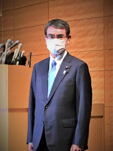 河野太郎先生
